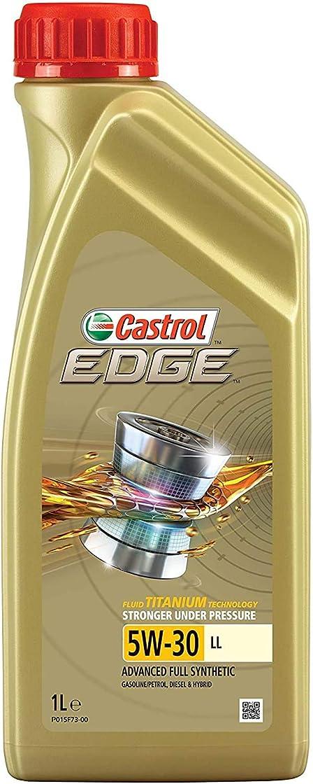 Olio motore castrol edge titanium fst 5w-30 ll 1 litro 107085