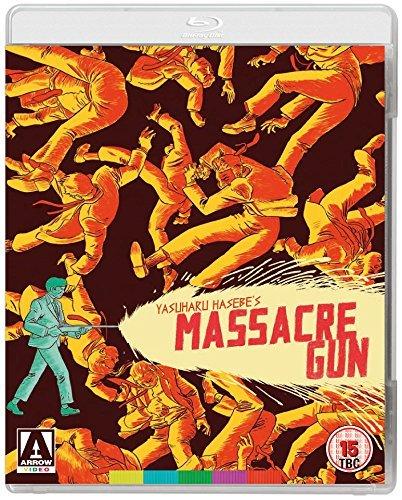 Massacre Gun ( Minagoroshi no kenjû ) (Blu-Ray & DVD Combo) [ Origen UK, Ningun Idioma Espanol ] (Blu-Ray)