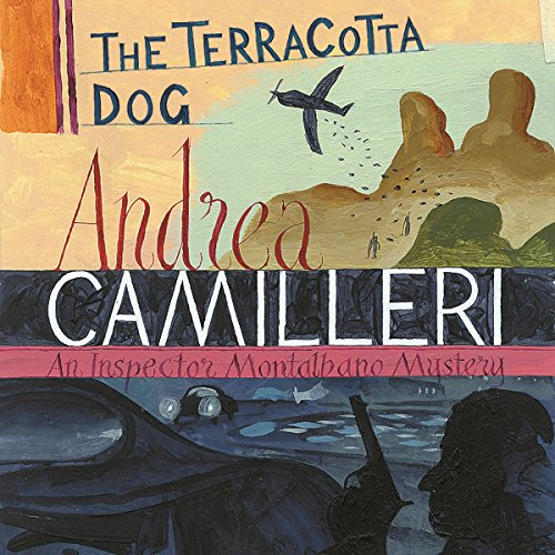 The Terracotta Dog audiobook cover art