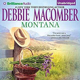 Montana                   By:                                                                                                                                 Debbie Macomber                               Narrated by:                                                                                                                                 Emily Beresford                      Length: 11 hrs and 4 mins     359 ratings     Overall 4.3
