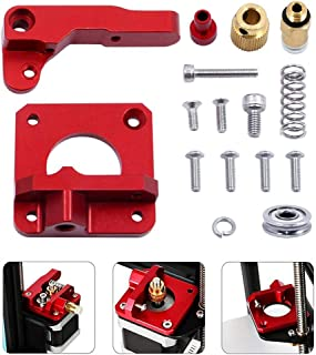 Upgraded Ender 3 Extruder, MK8 Extruder Aluminum Bowden Feed Drive Kit Replacement 3D Printer Extruders Kit for Creality Ender 3/3 Pro CR-10, CR-10S, CR-10 S4, CR-10 S5 Right Hand Version