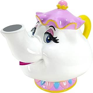 Disney Beauty and The Beast Mrs Potts Decorative Ceramic Money Coin Kids Toddler Children Bank