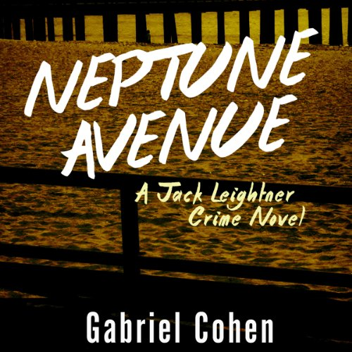 Neptune Avenue audiobook cover art