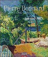 Pierre Bonnard Kalender 2021: Licht und Lebenslust