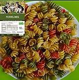 LuCano tallarín - Mix | BARF Complemento alimenticio para todos los perros / con espinacas y zanahorias
