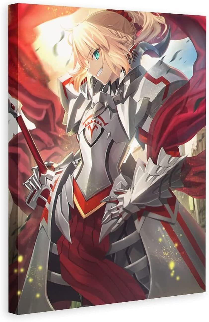 TangDirect Fate Apocrypha Japan Anime Canvas Art Poster Dec Max 48% Ranking TOP19 OFF Wall