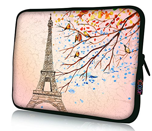 iColor 14 15 15.6-inch Laptop-Case Bag - 15 inch Notebook Carrying Case Computer Protective Bag