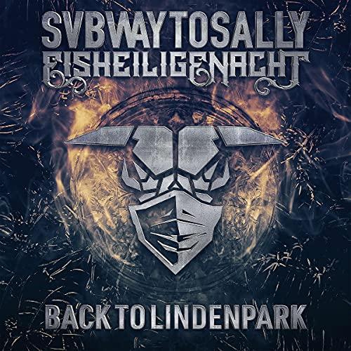 Eisheilige Nacht: Back to Lindenpark (Mediabook) [CD + DVD + BlueRay]