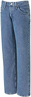Wrangler Hero Five Star Relaxed Fit Jean, Prewashed Denim, 3630 W976DS-36-30