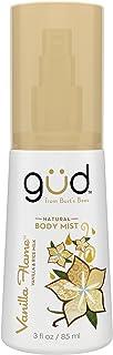 Gud Vanilla Flame Natural Body Mist, 3 Fluid Ounce
