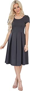 Clothing Bryn Modest Christmas Dress or Modest Bridesmaid Dress