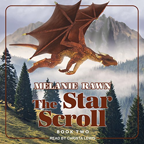 The Star Scroll audiobook cover art