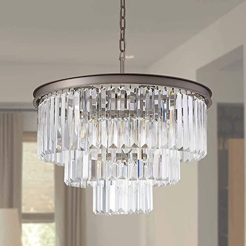 Traditional Chandeliers for Dining Rooms: Amazon.com
