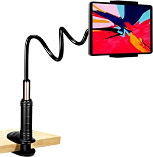 PEYOU Soporte para Tablet, Soporte Móvil Multiángulo con Cuello de Cisne Brazo Compatible para iPad Serie, Nintendo Switch...
