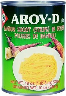 Aroy-D Bamboo Shoot Strips 540gm