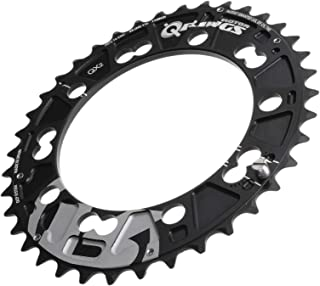 ROTOR Q-Ring 110mm Aero 50T Outer Red