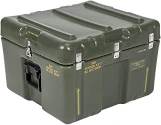 Pelican 14-Gallon Hardigg Waterproof Hard Case Big Protective Storage Trunk with Foam Insert