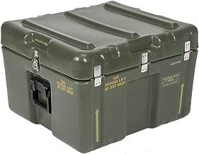 Pelican 14-Gallon Hardigg Waterproof Hard Case Big Protective Storage Trunk with Foam Insert