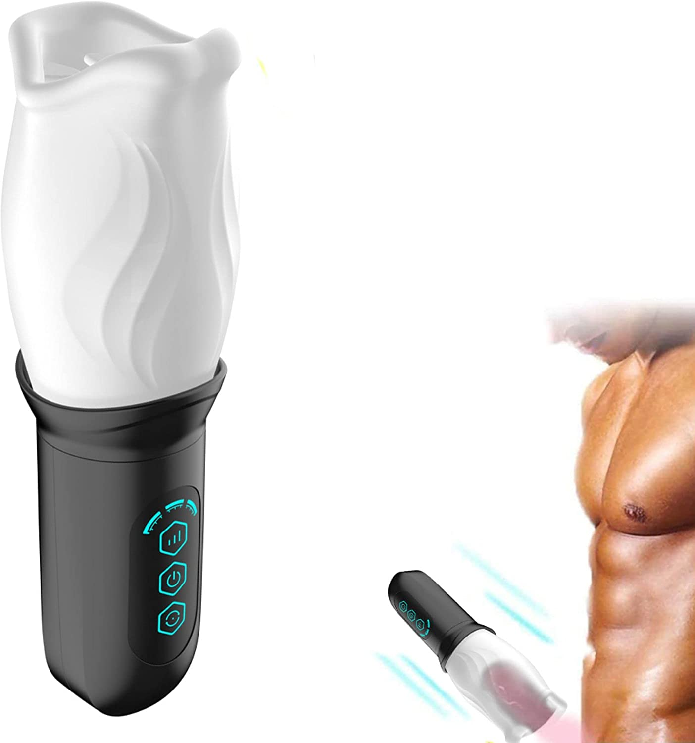 or'àl Cup 3 Magic Vibrating Modes Hands F free shipping Sex Make Groans Fun National uniform free shipping