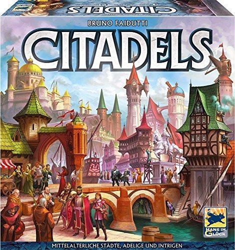 Hans im Glück Schmitdt Spiele 48273 Citadels, blau