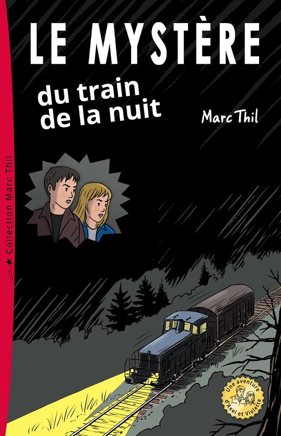 大学院リボンウールLe Mystère du train de la nuit (French Edition)