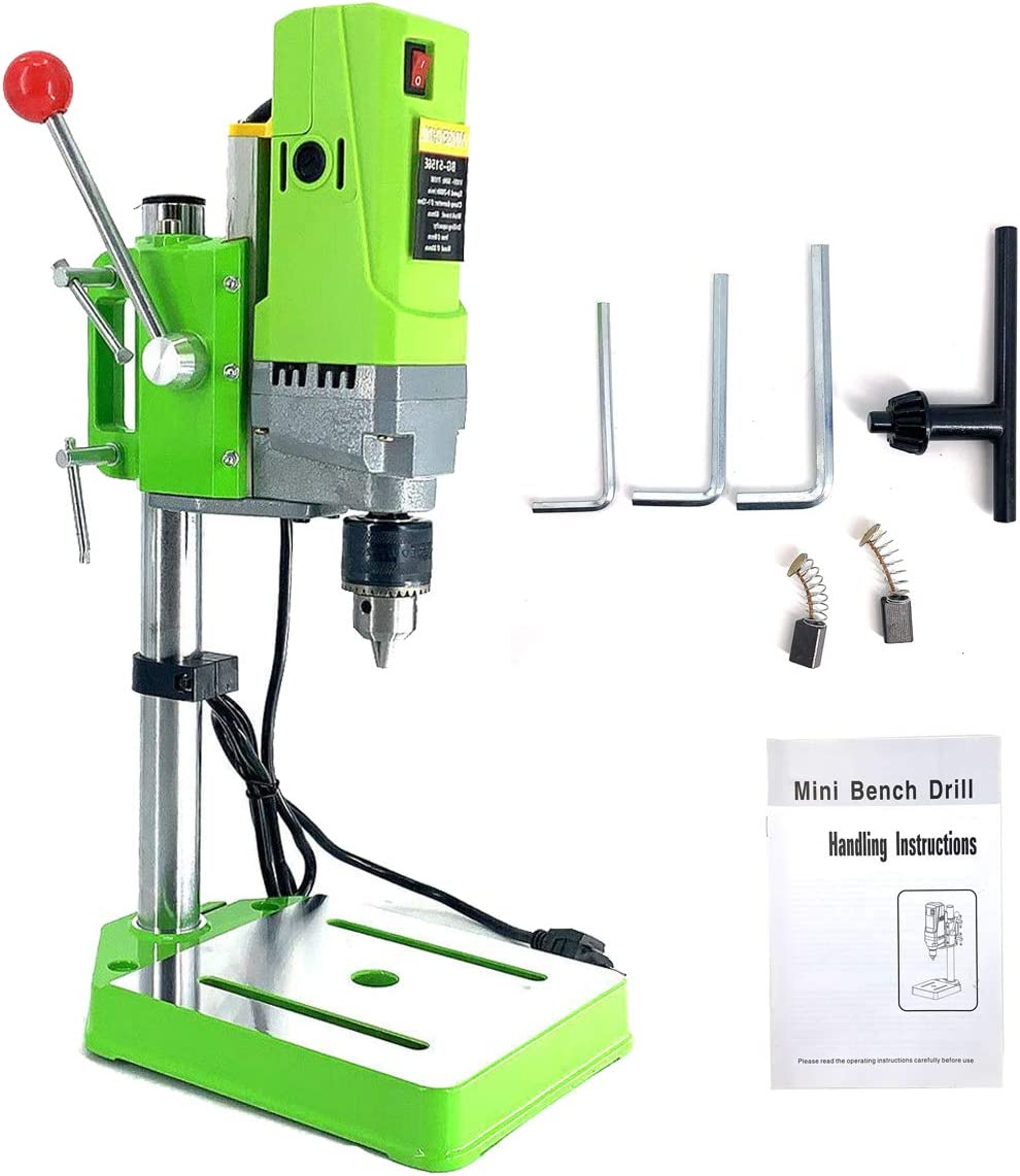 DOMINTY Bench Drill Stand 710W Choice Max 64% OFF Drilling Mini Mach Electric