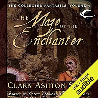 The Maze of the Enchanter cover art