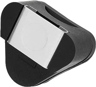 Nightstick NS-HMC4 Hard Hat Clip Mount, Black