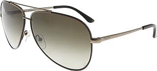 SALVATORE FERRAGAMO Sunglasses SF131S 211 Brown Enamel 60MM