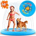 Inflatable Splash Pad Sprinkler for Kids