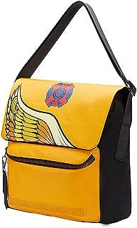 OIWAS Kim Messenger Bag for Women Men Teens Satchel Crossbody Shoulder Briefcase Water Resistant Laptop Bag School Work