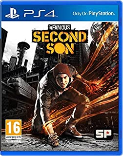 PS4 INFAMOUS SECOND SON (PS4)