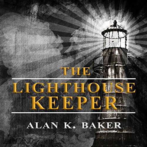 The Lighthouse Keeper audiobook cover art