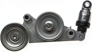 ACDelco 39092 Professional Automatic Belt Tensioner and 2 Pulley Assembly