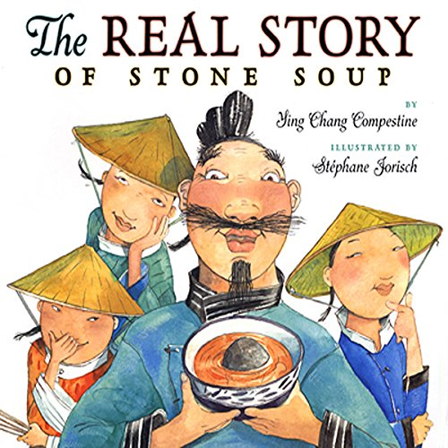 The Real Story of Stone Soup cover art
