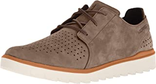 Merrell Men's Downtown Lace Sneaker, Stone, 9.5 Medium US