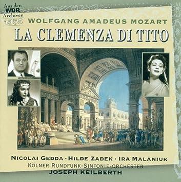 Mozart, W.A.: Clemenza Di Tito (La) [Opera] (1955)