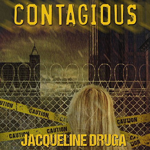 Contagious audiobook cover art