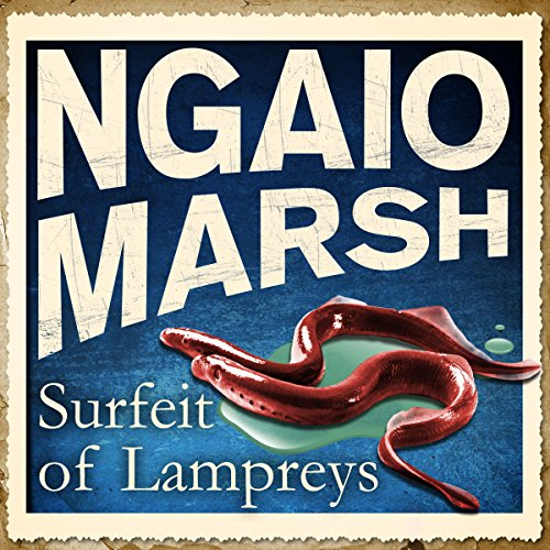 Couverture de Surfeit of Lampreys