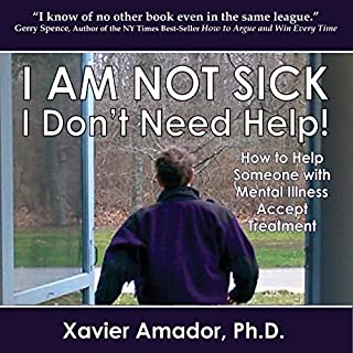 I Am Not Sick, I Don't Need Help! audiobook cover art