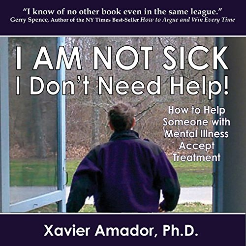 I Am Not Sick, I Don't Need Help! cover art