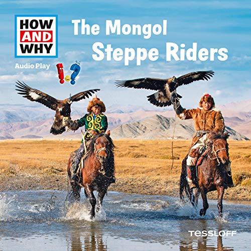The Mongol Steppe Riders Titelbild