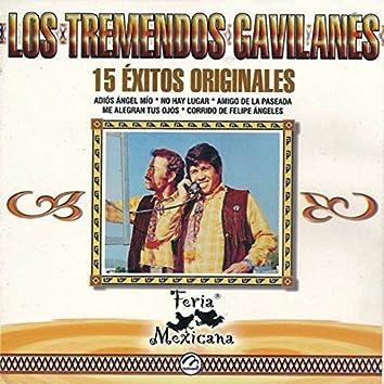 Los Tremendos Gavilanes 15 Exitos Originales