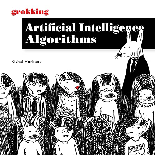 Grokking Artificial Intelligence Algorithms cover art