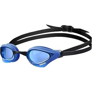 arena Unisex Training Wettkampf Schwimmbrille Cobra Core (UV-Schutz, Anti-Fog Beschichtung, Weiche Gläser)