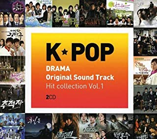 K-Pop Drama OST Hit Collection Vol.1 (2CD) (韓国盤)