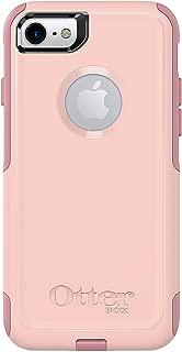 Commuter Series Case for iPhone 8 & iPhone 7 (NOT Plus) - Retail Packaging - Ballet Way (Pink Salt/Blush)