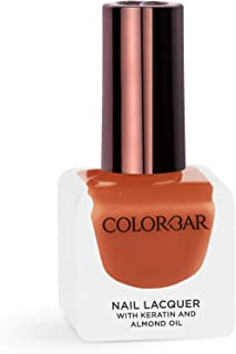 Colorbar Nail Lacquer, Salmon's Right, 12 ml