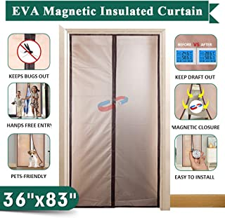 door insulation cover