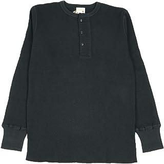 グラッドハンド 11 ヘンリーネック Tシャツ メンズ 長袖 ロンT 厚手 ワッフル サーマル 無地 パックT GLADHAND WAFFLE HENRY L/S T-SHIRTS
